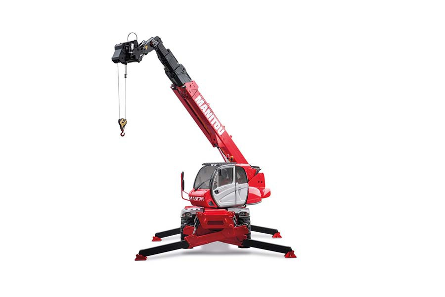 Manitou - MRT 2470 Privilege Plus