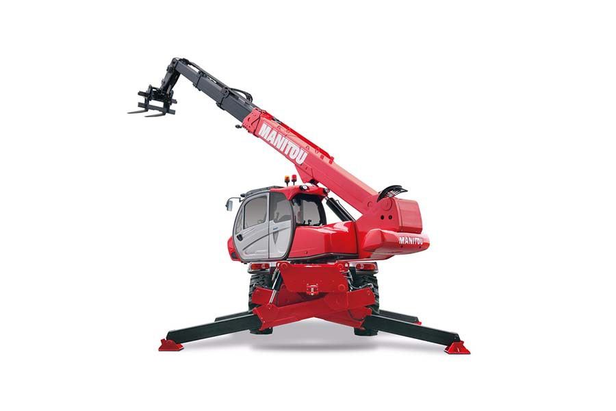 Manitou - MRT 2150 Privilege Plus