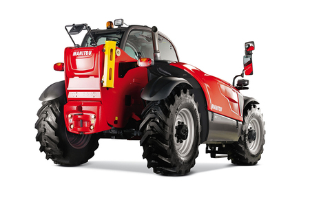 Manitou - MT 835 easy