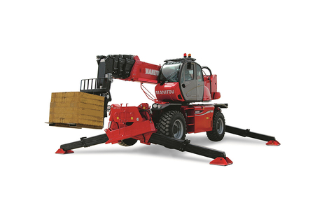 Manitou - MRT 3255 Privilege Plus